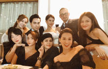Hội sao Hà thành đọ visual tại đám cưới MC Thu Hoài: Phanh Lee đẹp chuẩn phu nhân hào môn, Việt Anh bất ngờ giữ khoảng cách với Quỳnh Nga