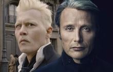 """HOT: Tài tử """"sát nhân ăn thịt người"""" chính thức thế chỗ Johnny Depp ở vũ trụ Harry Potter"""