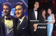 """Siwon khoe ảnh bên tài tử Liam Hemsworth, netizen """"đào"""" lại sự kiện khủng mới phát hiện màn tái ngộ đặc biệt với Jessica"""