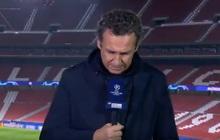Đồng đội thân thiết bật khóc khi nói về Maradona trên sóng truyền hình