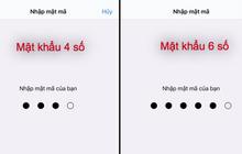 Mẹo hay giúp tùy ý thay đổi mật khẩu 4 số, 6 số hoặc cả chữ và số trên iPhone