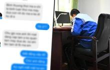 Quay clip con làm bài tập gửi vào nhóm chat theo yêu cầu của giáo viên, bà mẹ nhận được tin nhắn quá quắt từ các phụ huynh trong lớp