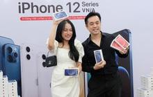 """iPhone 12 chính hãng mở bán tại Việt Nam, nhạc sỹ Dương Khắc Linh """"chốt đơn"""" luôn 4 chiếc, Bảo Thy, Ngô Kiến Huy cũng hào hứng khoe đặt hàng"""