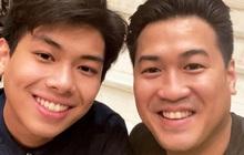 """Con trai tỷ phú Johnathan Hạnh Nguyễn bị anh hớ hênh tiết lộ chuyện yêu đương, xem ra nhà hào môn ngóng """"dâu út"""" lắm rồi"""