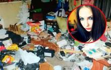Nhà đầy rác và gián, bà mẹ vẫn vô tư bỏ con đói khát suốt 8 ngày đi chơi, hàng xóm tới cũng phải rùng mình với cảnh tượng bên trong