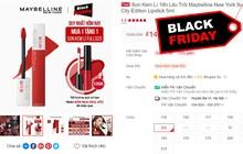 Loạt deal mỹ phẩm sốc dịp Black Friday: Mua 1 tặng 1, giảm 50% siêu hời
