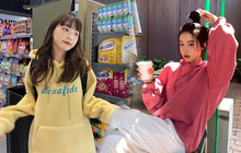 """Giờ không diện hoodie thì còn diện gì nữa? 5 công thức chuẩn Hàn """"bao trẻ trung, bao xinh xắn"""" để các nàng theo ngay"""