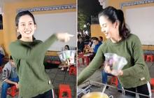 """""""Team qua đường"""" mê cô bán chè xứ Huế, netizen thả thính: Chè ngọt nhưng không ngọt bằng nụ cười của chị!"""