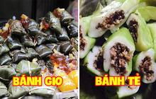 Việt Nam có những loại bánh gói lá là đặc sản nức tiếng, nhiều người không thể phân biệt nổi vì quá giống nhau! (Phần 1)