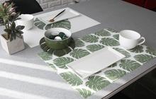 Muốn có bàn ăn đẹp chuẩn Instagram, bạn hãy sắm tấm lót bàn đa công dụng