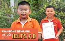 Thần đồng 10 tuổi đạt 7.0 IELTS: Tự học tiếng Anh từ 2 tuổi, bị Hội đồng từ chối vì nhỏ quá nhưng liều lĩnh gọi điện xin được thi