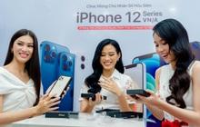 """Sao Việt đang chạy đua sắm iPhone mới, sau Ngọc Trinh, Bảo Thy... đến lượt 3 nàng tân Hoa hậu cũng """"chốt đơn"""" iPhone 12 chính hãng"""