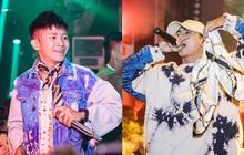 """Nguyên gang OTD """"chơi lớn"""" tặng iPhone 12 mừng sinh nhật Lăng LD, hai thí sinh Rap Việt bất ngờ đến góp vui"""