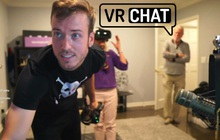 Nam streamer lần đầu cho bố mẹ thử chơi game VR và cái kết bất ngờ