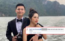 Vừa công khai hẹn hò, bạn gái hơn Huỳnh Anh 6 tuổi đã để lộ luôn cả kế hoạch đám cưới?