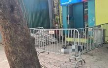 Hà Nội: Người đàn ông vô gia cư tử vong cạnh cây ATM