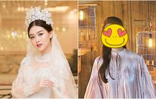 Có 1 gái xinh thân thiết với Á hậu Tường San được mời dự đám cưới bảo mật dù không phải là sao