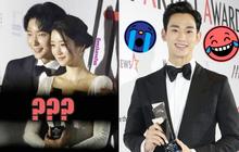 """Team qua đường tóm gọn """"điên nữ"""" Seo Ye Ji mùi mẫn với Lee Jun Ki trên thảm đỏ AAA, Kim Soo Hyun bị cho ra rìa?"""