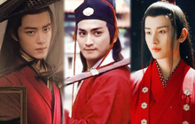 """Nức lòng với BXH nam thần cổ trang diện đồ đỏ đẹp nhất: Thành Nghị, Tiêu Chiến đều bại trận trước """"lão đại"""" Triển Chiêu"""