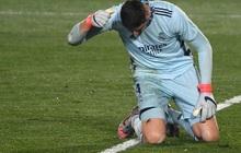 Real Madrid bại trận ở La Liga vì sai lầm đáng trách của thủ môn