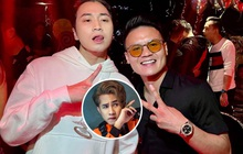 Karik khoe ảnh thân thiết bên Quang Hải, netizen bỗng phát hiện ra ngay ra điểm trùng hợp của 2 sao nam và Jack