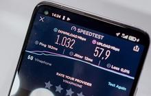 Thử nghiệm mạng 5G của VinaPhone: Tốc độ lên tới 1Gbps nhưng thiết bị hỗ trợ còn hạn chế