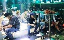 Lại phát hiện 64 người dương tính ma túy ở New Club