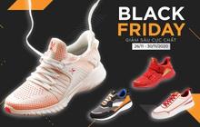 Chỉ còn 1 ngày nữa hết sale Black Friday, tranh thủ sắm sneaker xịn giá tốt các bạn ơi!