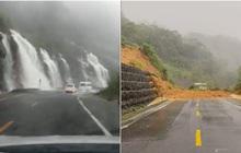 Cảnh báo: Đèo Khánh Lê nối Nha Trang và Đà Lạt bị sạt lở nghiêm trọng, du khách phải đi vòng đường khác để tránh gặp nguy hiểm