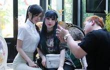 """Bạn gái Karik bất ngờ xuất hiện cùng Trần My """"550:2=225"""", lời nhận xét về """"công chúa"""" gây chú ý"""