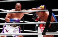 """Cộng đồng boxing phẫn nộ, tố Mike Tyson bị """"cướp"""" chiến thắng trong trận đấu với Roy Jones"""
