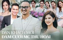 Đám cưới MC Thu Hoài sẽ có dàn khách mời cực khủng: Từ diễn viên, nhạc sĩ gạo cội đến MC và hội bạn thân toàn hot girl!