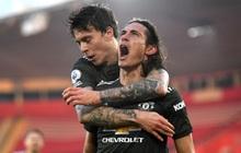 Bị dẫn 2 bàn, Man Utd vẫn thắng ngược kịch tính nhờ cú đúp giàu cảm xúc của Cavani