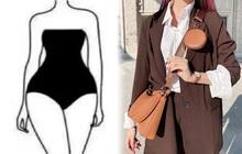 4 kiểu body đặc trưng và 4 chiêu lên đồ giúp các nàng che sạch nhược điểm
