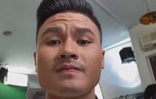 Vừa để lại trạng thái độc thân, Quang Hải khiến dân tình hết hồn với hình ảnh khuôn mặt có râu và tóc chớm bạc