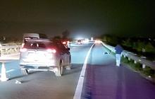 Người đàn ông đi bộ trên cao tốc Nội Bài - Lào Cai bị nữ tài xế tông tử vong