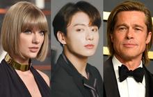 Jungkook (BTS) là idol Hàn duy nhất được tạp chí Mỹ danh giá gọi tên bên Brad Pitt, Taylor Swift, chuyện gì đây?
