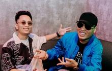 """Rhymastic và LK thân thiết mặc phát ngôn """"động chạm"""" trước đó, giám khảo Rap Việt tiết lộ lí do thường xuyên đeo kính đen khi diễn"""