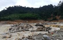 Quảng Nam: Tìm thấy thi thể phu vàng bị nước cuốn trôi