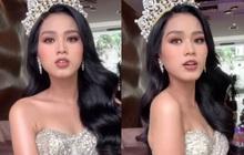 Tân Hoa hậu Đỗ Thị Hà hào hứng khoe style makeup mới lạ, dân tình lại phản ứng trái chiều kẻ chê người khen
