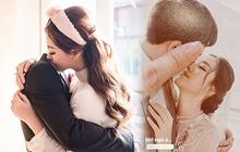 Lễ rước dâu Á hậu Tường San: Cô dâu đeo nhẫn kim cương khủng, kiên quyết không hé lộ dung mạo chú rể!