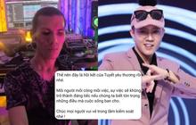 Sau lùm xùm tại Ký Ức Vui Vẻ, rapper đồng sáng tác tuyên bố Young Uno sẽ ngừng sử dụng bản hit Tuyết Yêu Thương