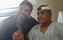 Bạn trai của tình cũ Maradona tiết lộ sốc: Diego phải ở nhà tồi tàn, không có phòng tắm, bị ngã đập đầu mà không ai đưa đi chụp chiếu