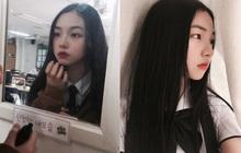 """Dân tình á ố vì góc nghiêng của """"center nói xấu EXO - BLACKPINK"""" Karina (aespa): Đẹp như đồ họa nhưng lại là sản phẩm """"dao kéo""""?"""