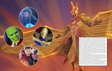 """Xôn xao tạo hình VINAMAN: Cóp nhặt từ cả rổ siêu anh hùng, """"gai mắt"""" nhất là mặt nạ nhưng tác giả bảo """"bỏ không được đâu"""""""