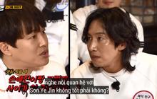 Lee Kwang Soo đơ người khi bị nghi bất hòa với Son Ye Jin trong quá trình đóng phim