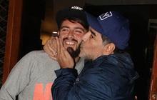 Con trai Maradona nổi giận, dọa dẫm 2 phóng viên vì phát ngôn thiếu suy nghĩ về cha mình