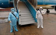 Hoả tốc yêu cầu siết chặt biện pháp phòng dịch với thành viên tổ bay sau vụ tiếp viên Vietnam Airlines nhiễm Covid-19