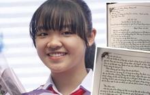 """Nữ sinh 13 tuổi viết thư gửi """"mệ Sương thông thái"""" đạt giải ba quốc tế, biết được danh tính mệ Sương ai cũng ngỡ ngàng"""