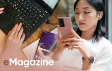 Sở hữu smartphone 5G không chỉ là đi trước thời đại, mà còn giúp bạn chinh phục thêm tầm cao mới